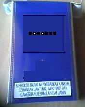 Kemasan roko Indonesia